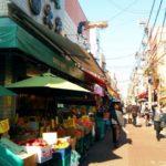 大正7年から続く商店街。江東区大島の「中の橋商店街」が観光地じゃないけどオススメ。
