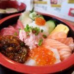 札幌で海鮮丼を食べるなら、場外市場よりさっぽろ朝市の丼兵衛が安くてうまかった。