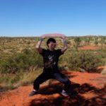 社会人4年目のオーストラリア旅。エアーズロック編