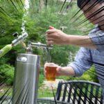 【BBQ誘って】屋外用ビールサーバーを買ったぞぉぉお!!